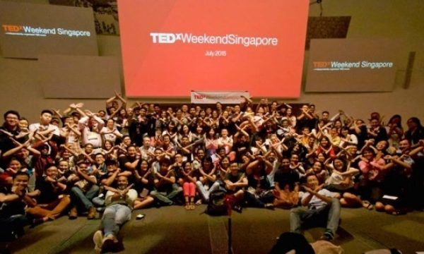 114 TEDx'ers from 65 events, 20 countries and 49 cities share ideas at TEDxWeekendSingapore